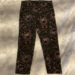 Jumping beans 4t Minnie Mouse fleece lined legging